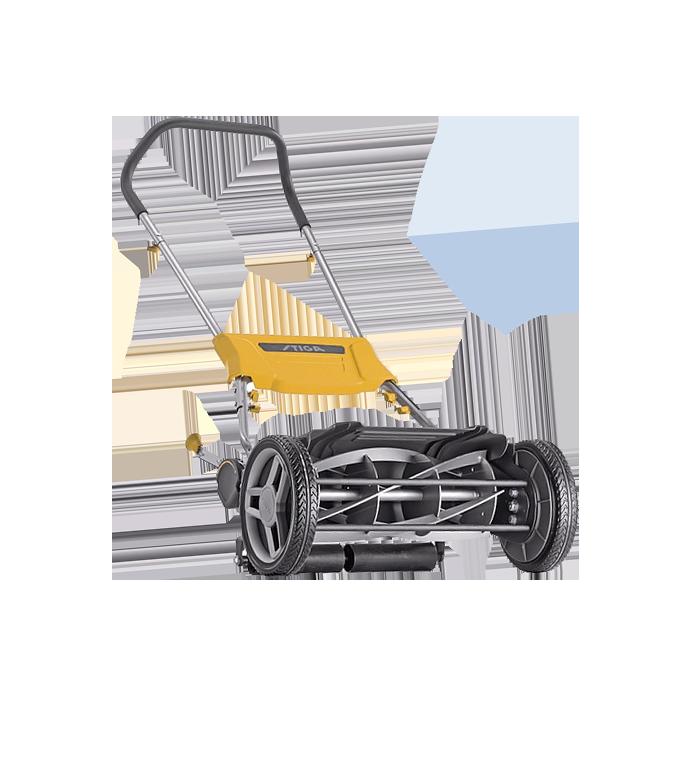 Podadora de pasto manual Stiga SCM 440 FS